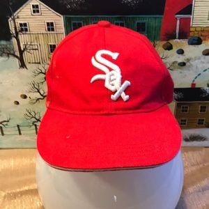 Vintage Sox Baseball Cap Hat